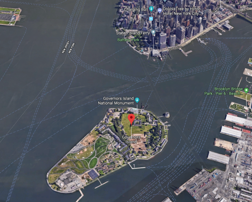 How to get to Governors Island - Metro US