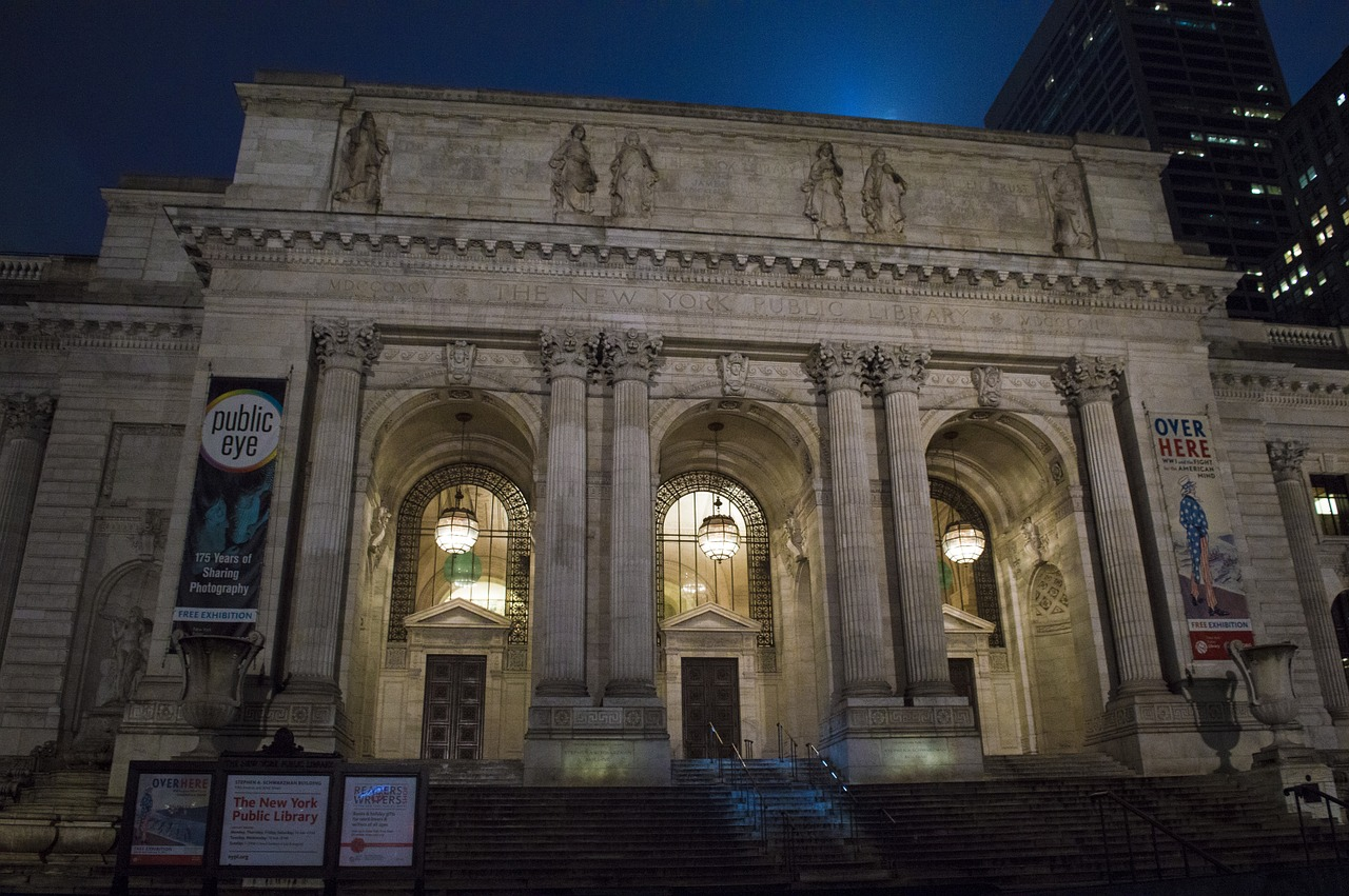 The Best Libraries to Visit in NYC