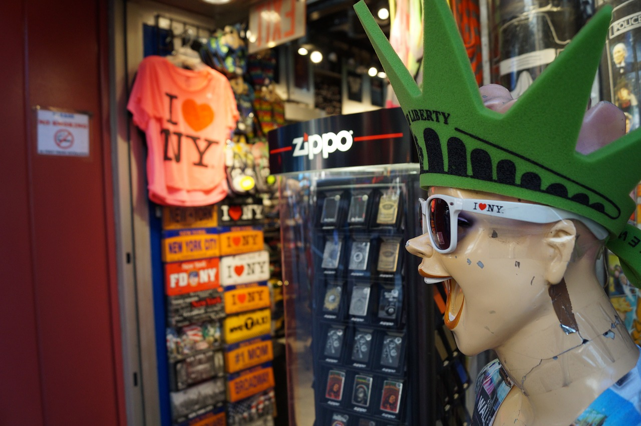 The Best Souvenir Shops in NYC