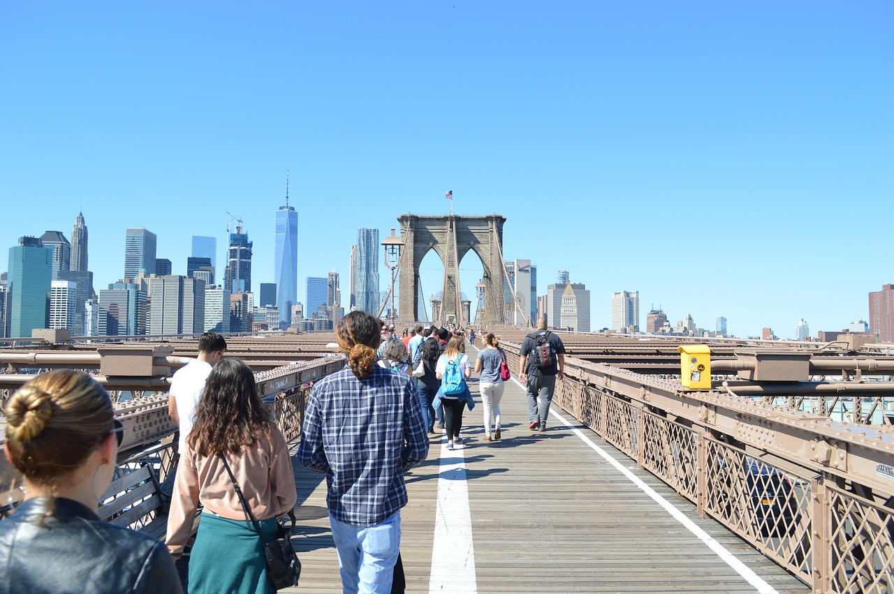 The Best Free Views of NYC Skyline